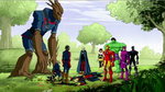 Avengers and Guardians of the Galaxy