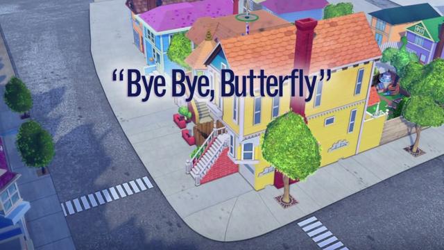 Bye Bye, Butterfly