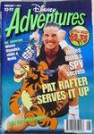 Disney Adventures Magazine australian cover February 1998 Pat Rafter