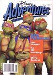 Disney Adventures May 1993