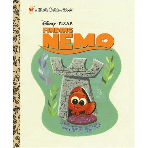 Finding Nemo (Little Golden Book)