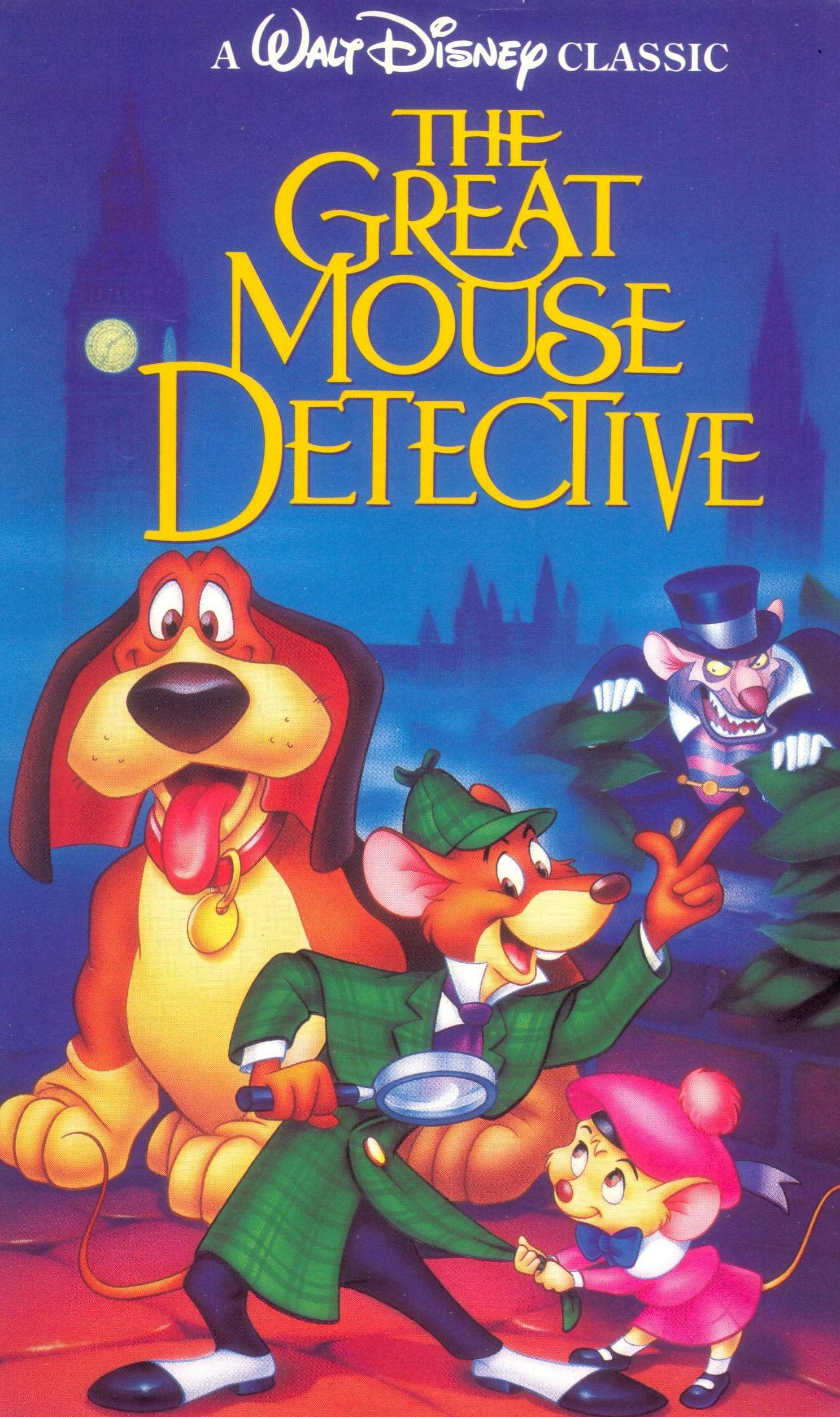 The Great Mouse Detective (video)