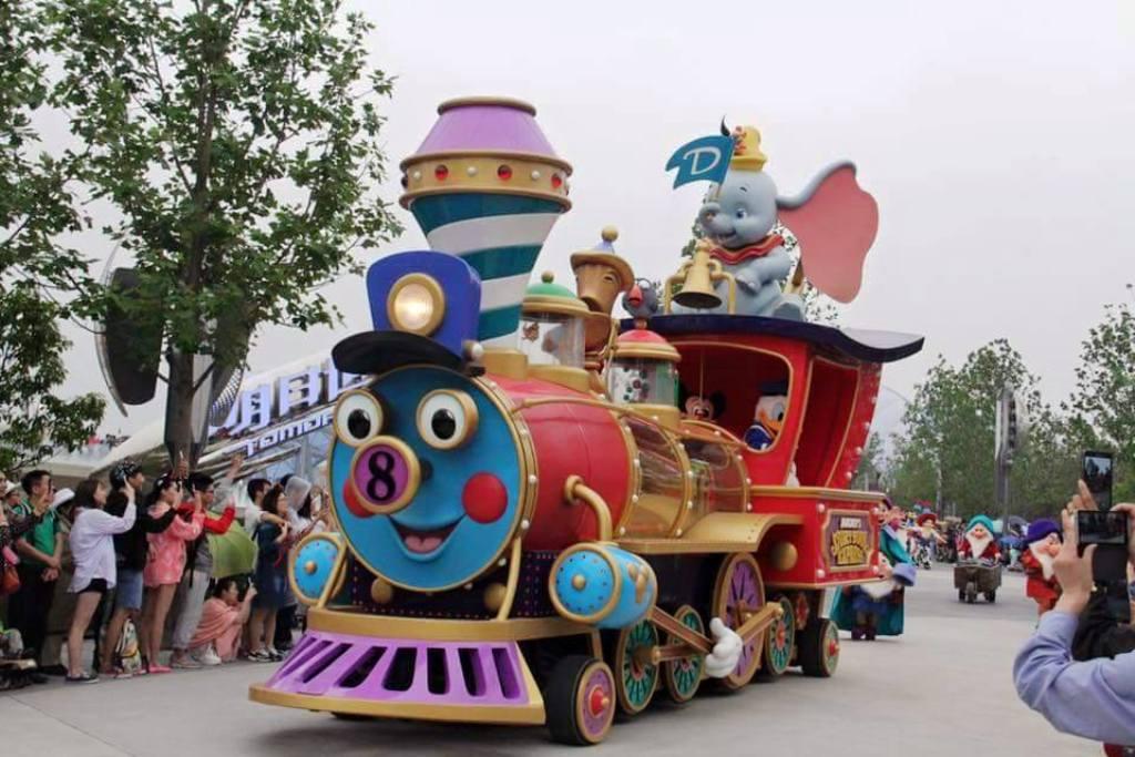Mickey's Storybook Express