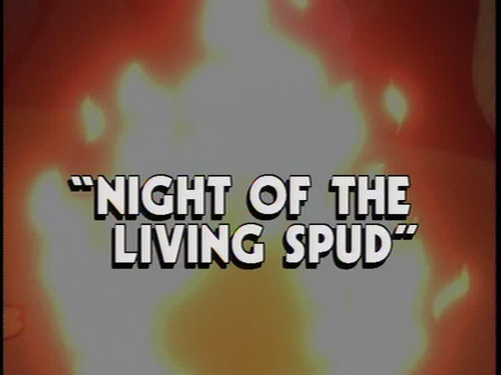 Night of the Living Spud
