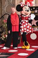 Russi Taylor Disney Minnie Mouse Celebrates 3nmdusuAxPsl