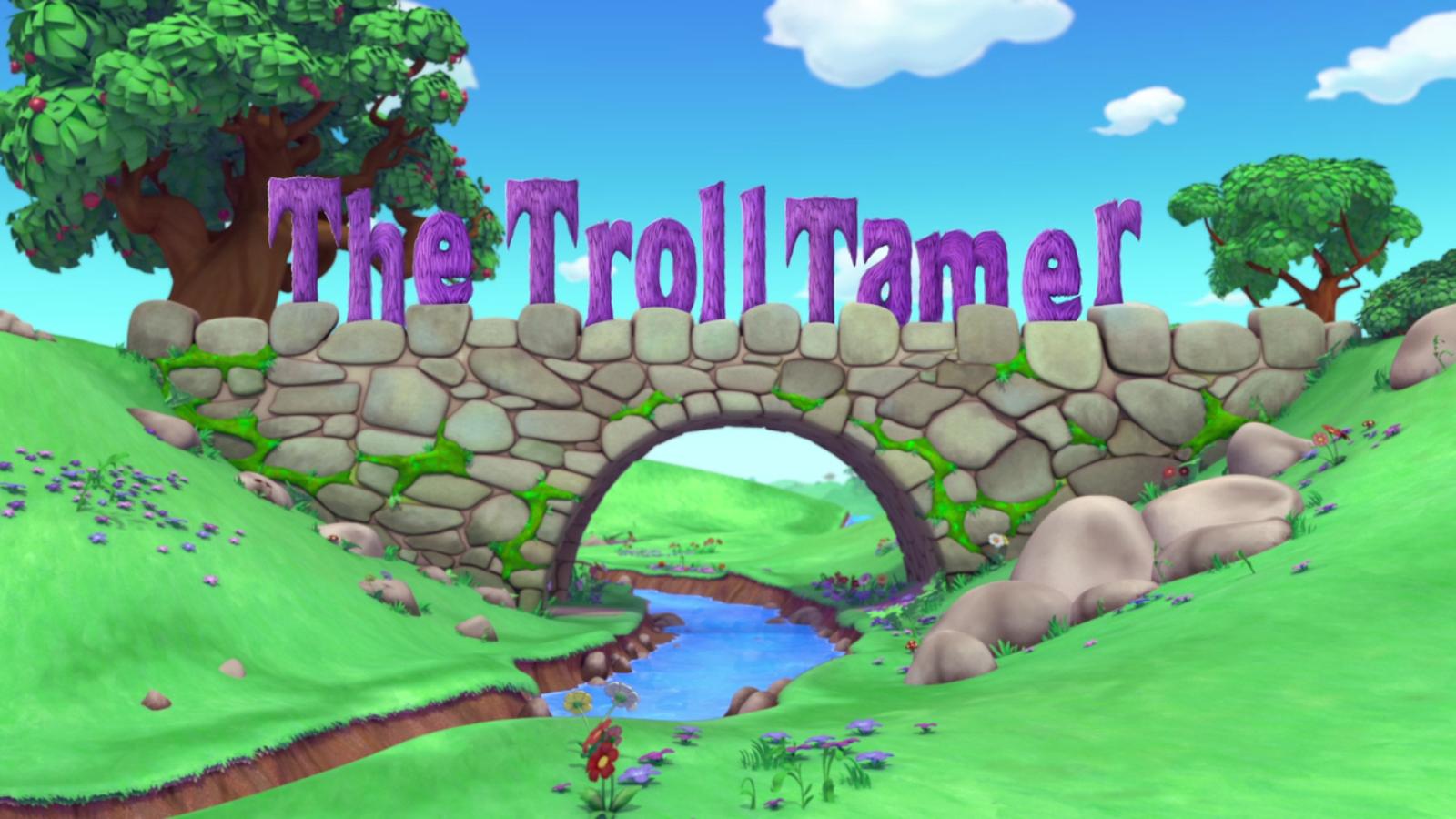 The Troll Tamer