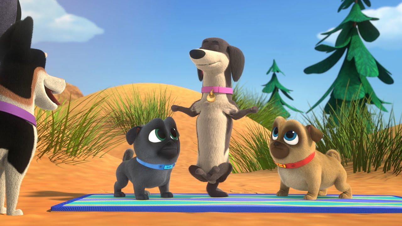 Yoga Pups (Puppy Dog Pals)