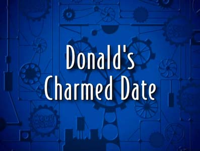 Donald's Charmed Date