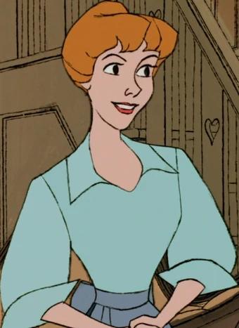 Anita Radcliffe (101 dalmatyńczyków; 1961)