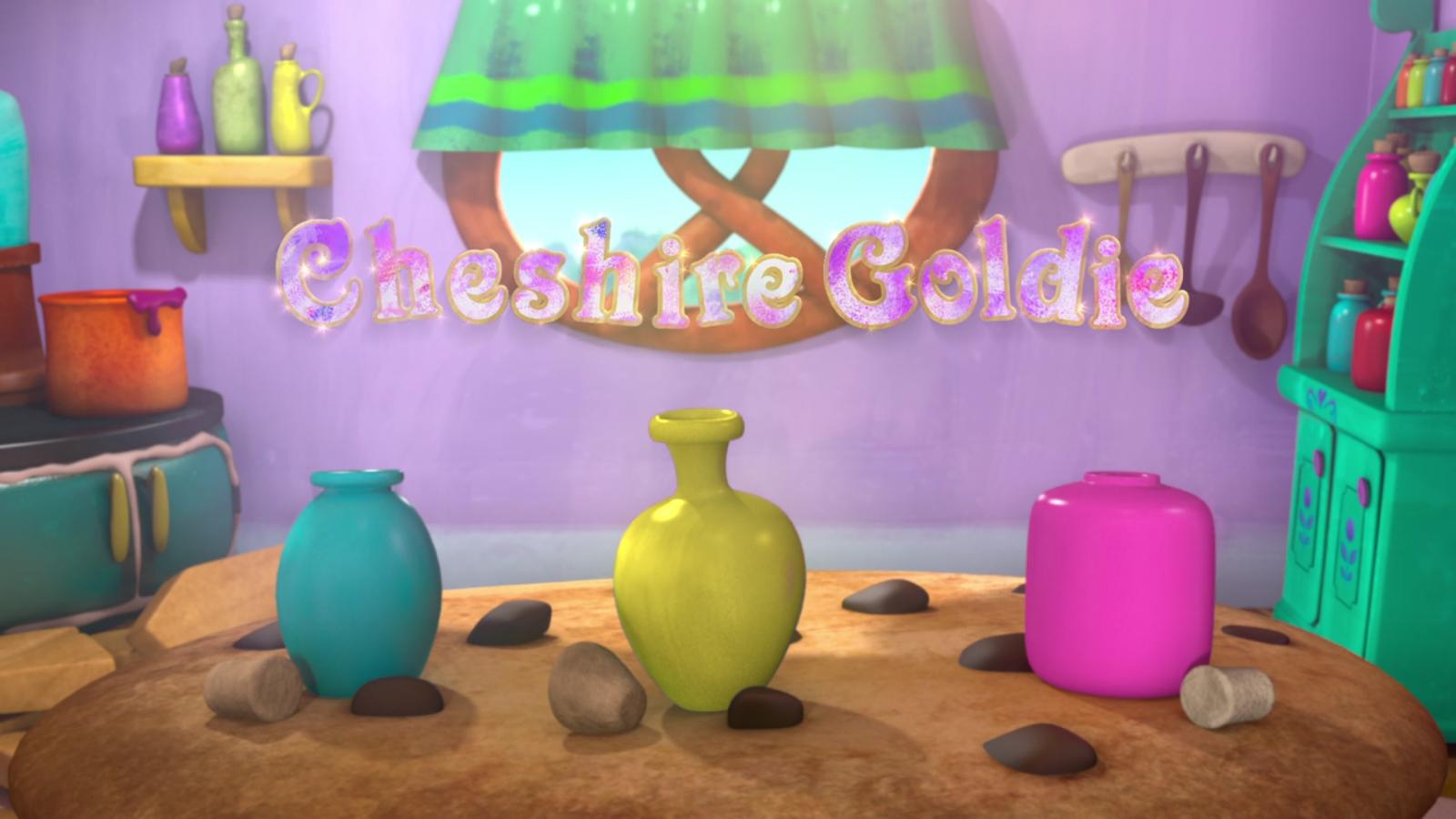Cheshire Goldie