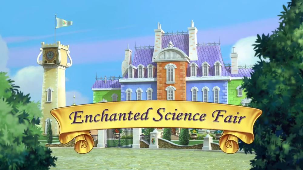 A Feira de Ciências Encantadas
