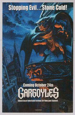 Gargoyles Print Ad - 1994.jpg