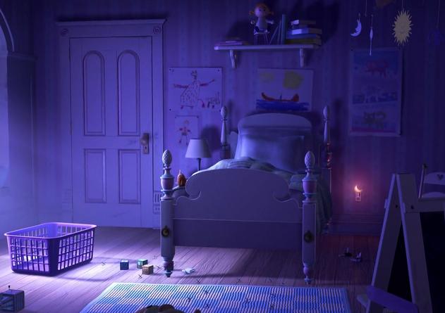 La Habitación de Boo
