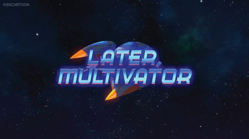 Later, Multivator