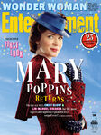 Mary Poppins Return EW Cover