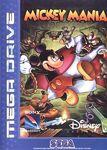 Mickey Mania - Sega Mega Drive Cover