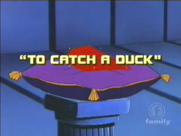 To Catch a Duck