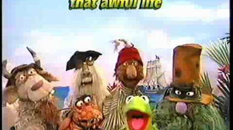 Muppet Sing-Alongs Muppet Treasure Island - Let the Good Shine Out (1996) (Version 3)