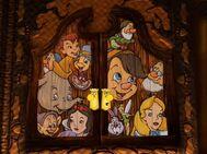 Pinocchio's cameo in Disney Villains Revenge