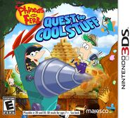 Quest for Cool Stuff on 3DS