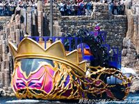 The Evil Queen Boat