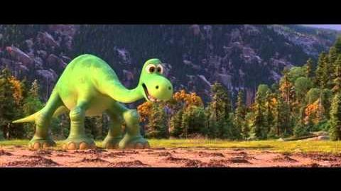 The Good Dinosaur - Gophers Clip