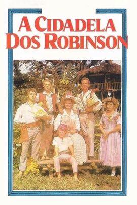 A Cidadela dos Robinson - Pôster Nacional.jpg