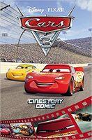Cars 3 Cinestory