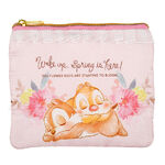 Chip & Dale with Tissue Case Zipper SPRING FOREST