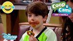 Coop and Cami SNEAK PEEK Who's Grandpa?! Disney Channel UK