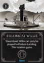 DVG Steamboat Willie