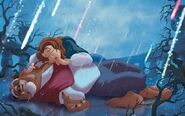 Disney Princess Belle's Story Illustraition 11