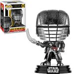 Knight of Ren scythe hematite chrome POP