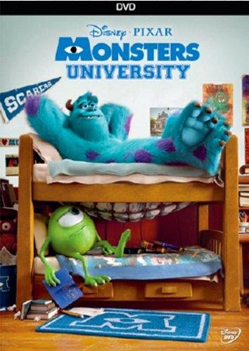 Monsters University (video)