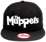 New era the muppets logo cap