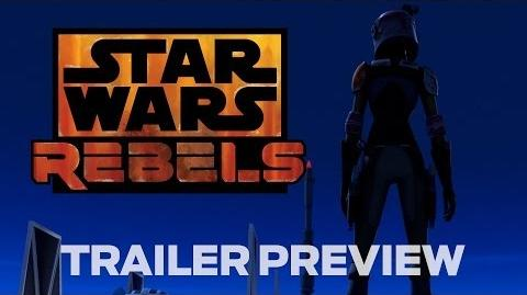 Star Wars Rebels Trailer Preview