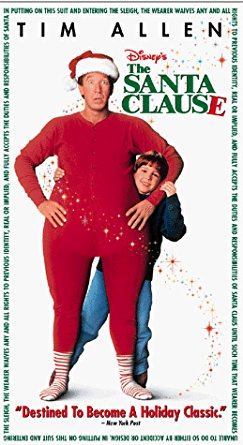 The Santa Clause (video)