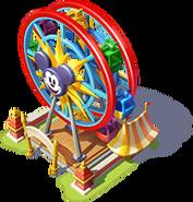 Ba-mickeys fun wheel