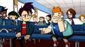 Bash Johnson 11th Grade Ninja - Randy and Howard