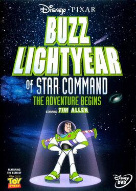 Buzz Lightyear do Comando Estelar A Aventura Começa Poster.jpg