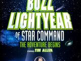 Buzz Lightyear do Comando Estelar: A Aventura Começa