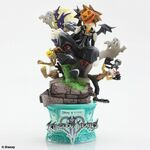 Kingdom Hearts II Figure Halloween variant