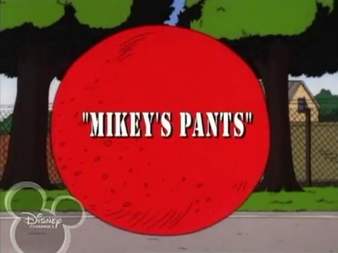 Mikey's Pants