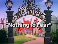 Nothing 2 Fear