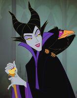 Profile - Maleficent