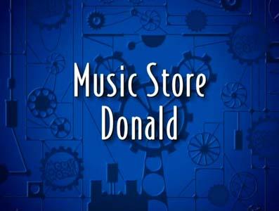 Music Store Donald
