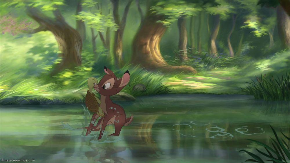 Floresta (Bambi)