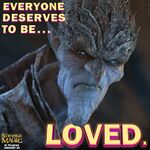 Everyone Deserves to Be Loved Strange Magic
