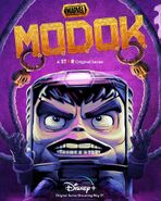 MODOK Star Original Poster