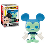 Mickey Mouse Blue and Green POP
